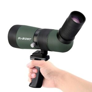 Spotting Scope Eyepiece Monocular Long Range Fixed-focus Telescope Mini Handle