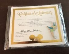 Disney VIP Certificate of Authenticity Pin - Tinker Bell