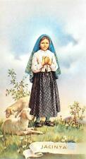 "OLD nice german rare Holy cards from 1960""H2955"" jacinta"