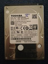 """Hard Disk Toshiba 2,5 """" Toshiba 500gb Testato"""