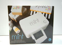 Silhouette Mint Custom Stamp Making Kit with Ink Bottles