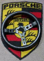 350mm Momo original three spoke prototipo steering wheel Porsche 911 / 912
