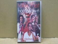 TAKE THAT HOMETOWN - VHS - ORIGINAL - NUOVO!
