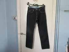 NEXT MENS JEANS 28S BLUE STRAIGHT FIT VERY GOOD CONDITION