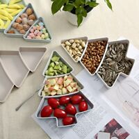 Creative Tree Shape Plate For Nuts Fruits Bowl ~Dish Plate Tray Candy Dish Home