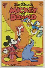 Walt Disney's Mickey and Donald #4 (Aug 1988, Gladstone) Carl Barks A