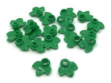 LEGO 20pcs NEW Green Plant 3 Leaves Sheet Bulk Lot 32607 6229130