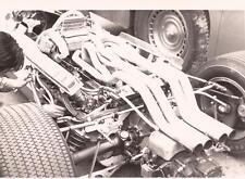 HONDA RA273 FORMULA 1 ENGINE 1965 ORIGINAL PERIOD F1 PHOTOGRAPH RICHIE GINTHER