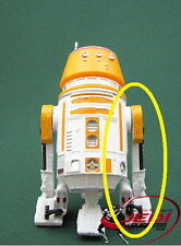 LEFT LEG - Star Wars The Legacy Collection Build-A-Droid Astromech Droid R5-A2