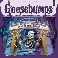 Danny (Bonus Tracks) (Grn) Elfman Goosebumps O.S.T. (Bonus Tracks) (Grn) vinyl L