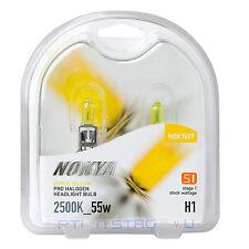 H1 Nokya Hyper Yellow Headlight Fog Light Bulb S1 NOK7617 Halogen Bulb