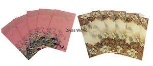 Luxury Fancy Wedding Envelope Money Wallet Gift Marriage Occasions PACK of 5