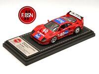 """1/43 Ferrari F40 LM IMSA #79890 = """"90 500km Watkins Glen #40 = Ferrari_bsn"""