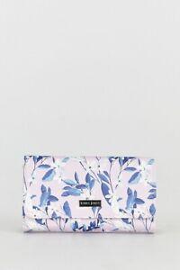 LAURA JONES Bianca Floral Large Wallet