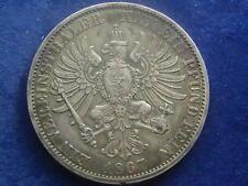 Vereinstaler 1867  A  Preussen Wilhelm - Taler  W/17/1034
