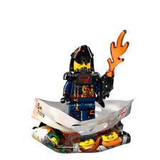 LEGO #71019 NINJAGO MOVIE SERIES MINIFIGURE SHARK ARMY GREAT WHITE