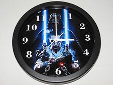 Star Wars The Force Unleashed 10 Inch Plastic Wall Clock