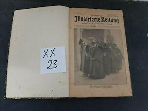 Gebundene Zeitschriften Würtenberger Illustrierte Zeitung 1910(XX23)