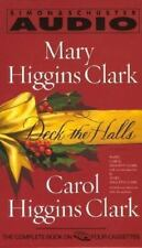 NEW Deck the Halls by Mary Higgins Clark Cassettes Unabridged #4.5