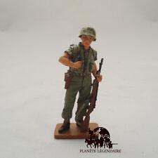 Del Prado soldat plomb Opérateur Radio Corps Marines Etats Unis 1966 Figuren