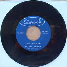 Scarce Buster Brown - My Blue Heaven & Two Women - VG++ Vinyl Serock 2005