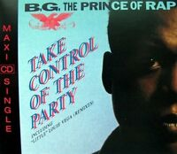 B.G. the Prince of Rap Take control of the party [Maxi-CD]