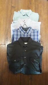 Bekleidungspaket Herren,4 Teile, Hemden , Joop , Marc o Polo und andere Gr M/39