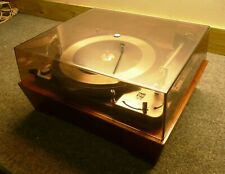 Vintage Dual 1019 Turntable, New Dust Cover, Stylus, Working Well