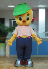 Halloween Cosplay Costume Tweety Bird Mascot Costume Cosplay Party Carnival