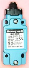 Honeywell GLAB20B PG13.5 limit switch with top pin plunger