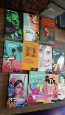 Lot 11 livres éditions Piment Blonde attitude Le centre d'appel Madame Angeloso