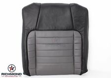 2001 F150 Harley-Davidson -Driver Side Lean Back Replacement Leather Seat Cover