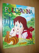 ALBUM FIGURINE PANINI POLLYANNA 1987 RETEITALIA INCOMPLETO 38 FIGURINE SU 240