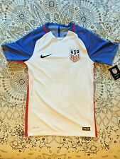 USMNT Nike 2016 Home Jersey (Player Issue / Vapor; S)