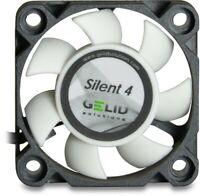 Gelid Solutions Silent 4 Case Fan 4cm 40mm 4200RPM Quiet 18.9 dBA 4.5 CFM