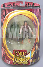 The Lord Of The Rings  The Two Towers  FRODO W/ Light Up Sword -NEW-  #T4-W1