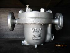 """1"""" TLV FREE FLOAT STEAM TRAP, JH7N, 150# FLANGE NEW"""