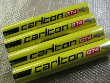 4 x CARLTON GT4 FEATHER SHUTTLECOCKS Speed 78 Tube of 12 / 4 x dozen shuttles