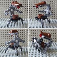 LEGO® STAR WARS™ 2x Figur Droidika Droideka Destroyer Kampf Droid sw348 D01 NEU
