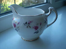 Royal Osborne Ditsy Rose Milk Jug Creamer 1st Quality Fine Bone China Pink Roses