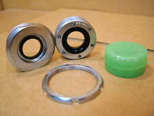 NOS Shimano 600/Ultegra Bottom Bracket Cups/Bearings...Italian (36 mm x 24 tpi)