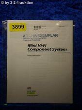 Sony Bedienungsanleitung MHC 650 / FH B650 Component System  (#3899)