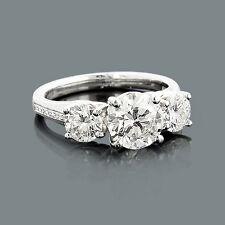 Echtschmuck Ringe Diamanten Platin Brillantring Platinschmuck Damenring