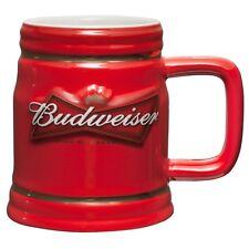 Budweiser - Bow Tie Logo Ceramic Relief Mug