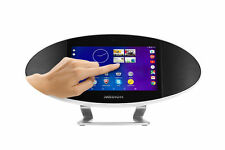"""MEDION P7401  Media Base Touch Display 17,8cm/7"""" Android Tablet 16GB HDMI weiß"""