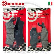 PASTIGLIE FRENO BREMBO PIAGGIO BEVERLY ST 350 SPORT TOURING 2011 2012 SENZA ABS