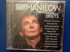 BARRY. MANILOW.      MY. DREAM. DUETS.        VERVE. MUSIC.