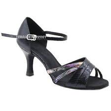 TPS Latin Ballroom Salsa Custom-made Dance Shoes D1116
