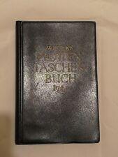 WEYERS FLOTTEN-TASCHEN-BUCH  1965   WORLD'S WARSHIPS  HB   NAVAL  GERMAN
