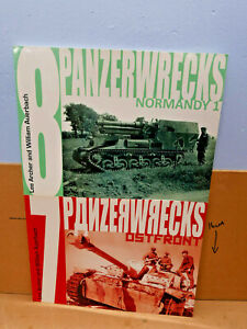 Panzerwrecks volumes 7 & 8
